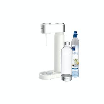 Wassersprudler GoZero, weiß