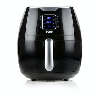 Heißluftfritteuse Deli-Fryer XXL DO513FR,  5,5l, schwarz