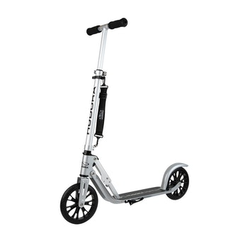 Scooter Big Wheel Crossover 205, silber