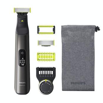 Rasierer One Blade Pro Face & Body QP 6550/15