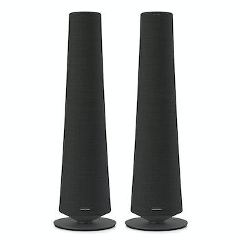 Intelligenter Lautsprecher Citation Tower, schwarz